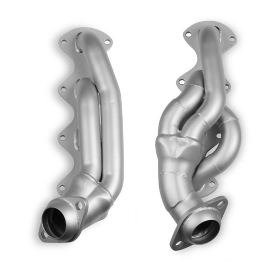 Flowtech 91673-1FLT Shorty Headers, 2004-08 Ford F-150, 5.4L, Ceramic