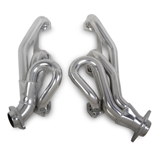 Flowtech 91945-1FLT Shorty Headers, 96-03 Dodge Pickup/SUV, 5.2L/5.9L