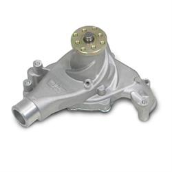 Weiand 9240 Action Plus Aluminum Water Pump w/Twisted Snout Design