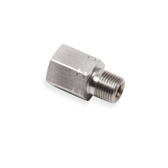Earls 968698ERL Straight Adapter 1/8 In BSPT Male to 1/8 In NPT Female