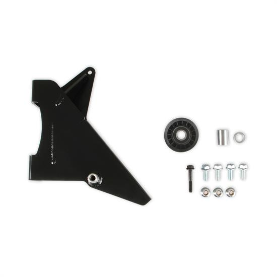 Holley 97-347 Gen III Hemi Alternator Relocation Bracket, OEM Alt