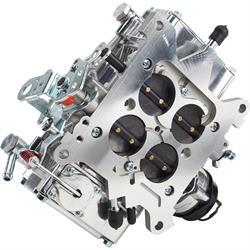 Holley 0-80457S 4160 600 CFM 4 Barrel Carburetor, Electric Choke