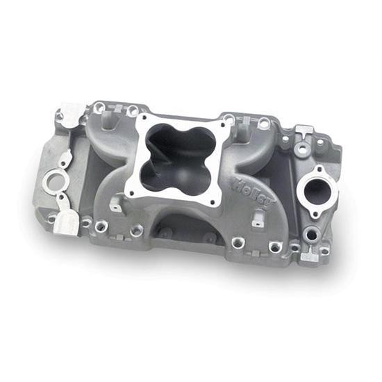 Holley 9901-204 EFI Intake Manifold with Rectangular Port Heads