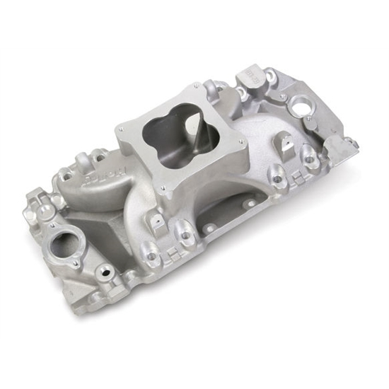 Holley 9901-209 EFI Intake Manifold for BBC Peanut Pot Heads
