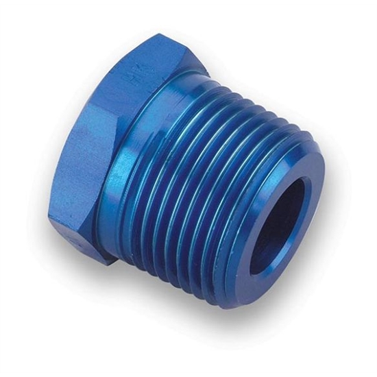 Earls 991204ERL 3/8 NPT Female to 1/2 In NPT Male Pipe Bushing Reducer
