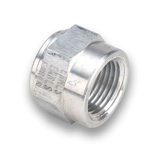 Earls 996701ERL 1/8 Inch Female Weld Fitting, Lightweight Aluminum