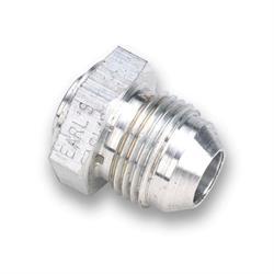 Earls 997120ERL -20 AN Male Weld Fitting, Lightweight Aluminum
