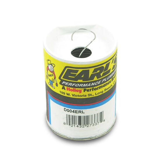 Earls D002ERL Safety Wire, 600 Foot, .025 Inch Diameter