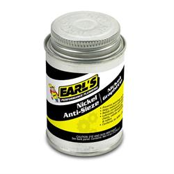 Earls D026ERL Nickel Graphite Anti-Seize Paste, 4 Ounce