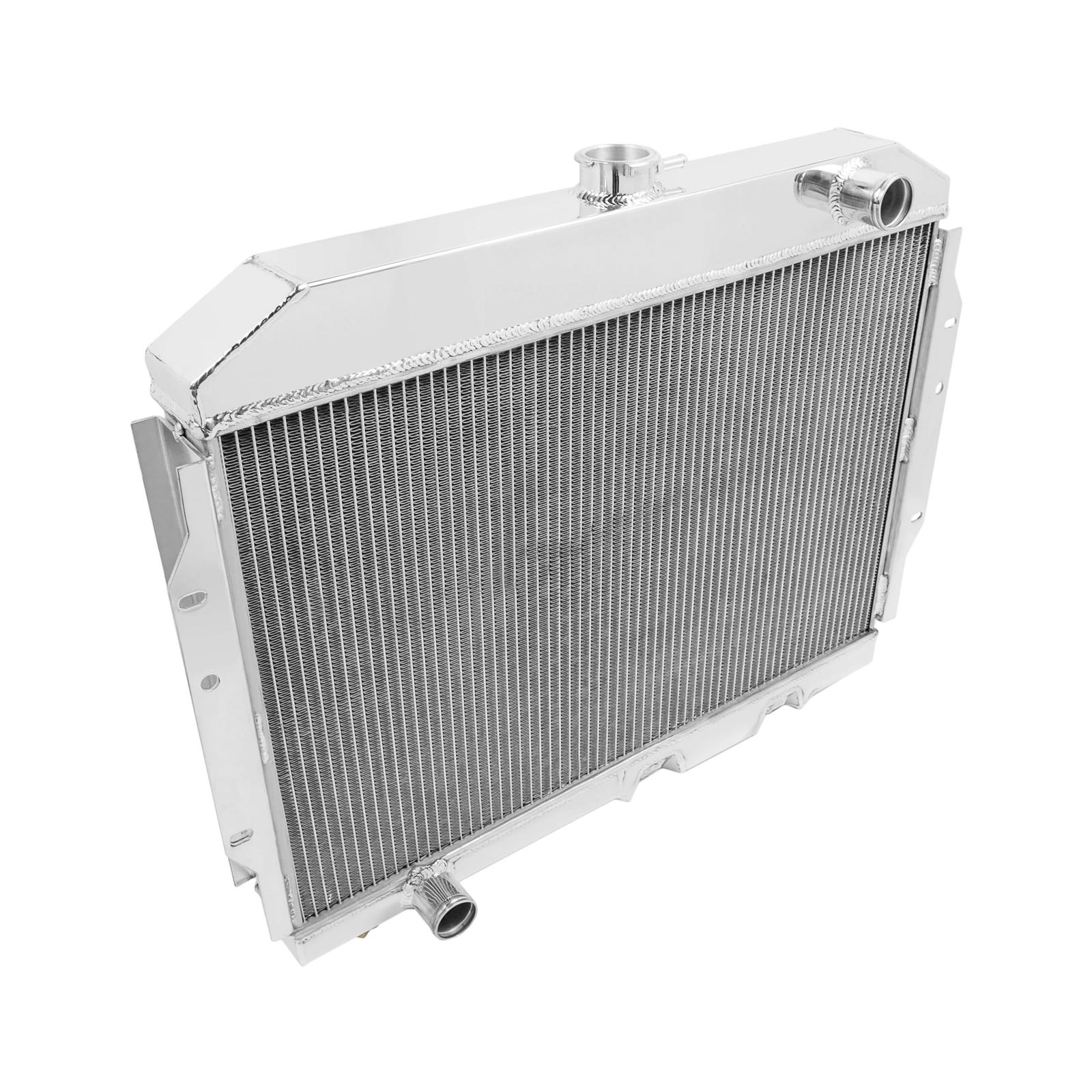 Fits 1994-1998 Mit Galant 2.4 Aluminum Factory Replacement Radiator DPI-2176