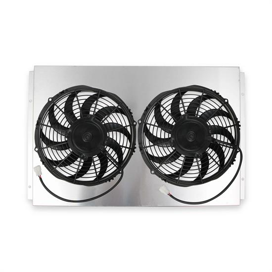 Frostbite Performance Cooling FB510H 2x12 Inch Fan/Shroud Package