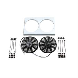 Frostbite FB525E Economy Fan/Shroud for FB308