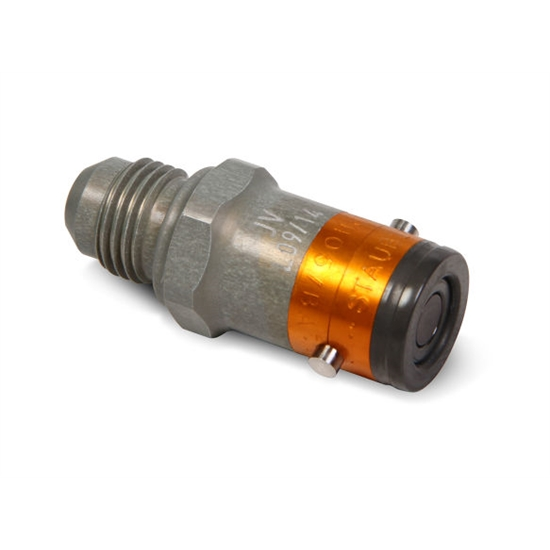 Earls JV270404ERL -4 AN Male Socket Bayonet Dry Break Coupler, #5 Body