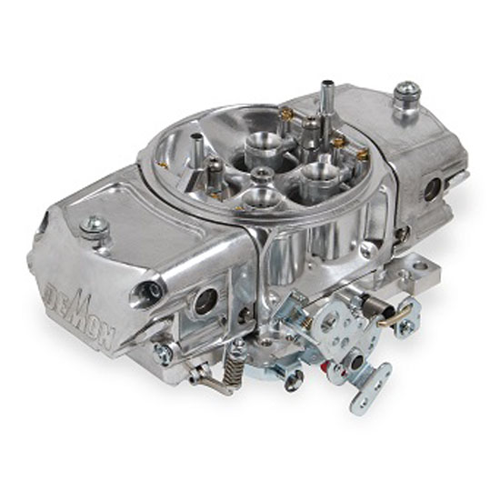 Holley MAD-750-BT Mighty Demon Aluminum Carburetor, 750 CFM