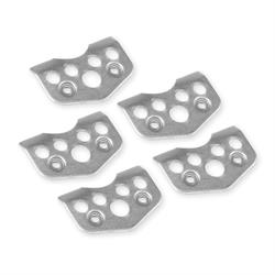Earls PAN8111-ERL Quarter Turn Weld Plates for 5/16 Inch, 5-Pack