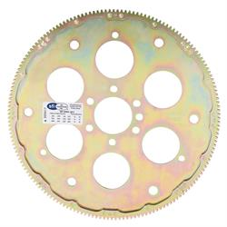 Quick Time RM-802 Flexplate, GM, 168 Tooth, Mod Construction Racing