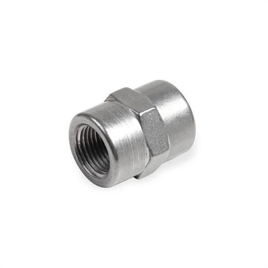 Earls SS991002ERL 1/4 Inch NPT to 1/4 Inch NPT Female Coupling, SS