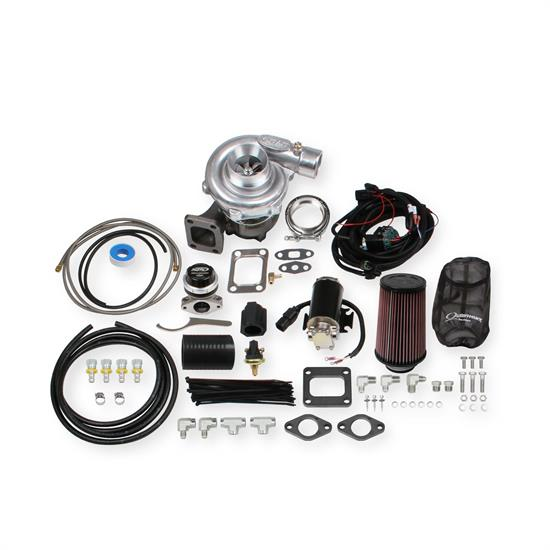 STS Turbo STS1001 Remote Mount Multi-Fit Single Turbo Kit