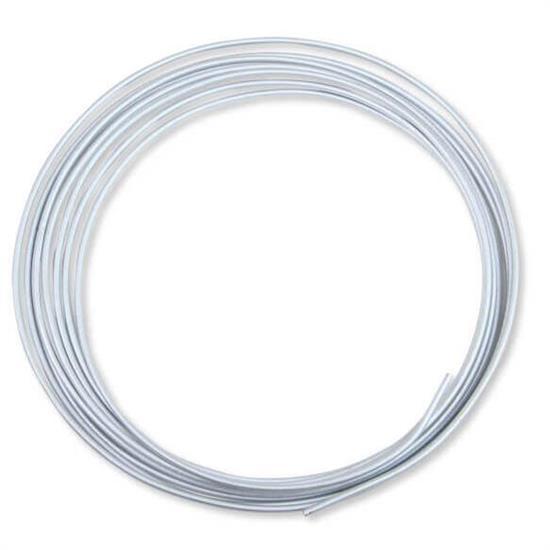 """1//4/"""" Brake Line 40 Inch OE Zinc Steel 7//16-24 Tube Nuts 45 Degree Double Flare"""
