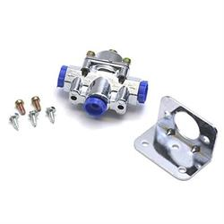 Holley 12-327-13 SBC Racing Mechanical Fuel Pump w/Install Kit
