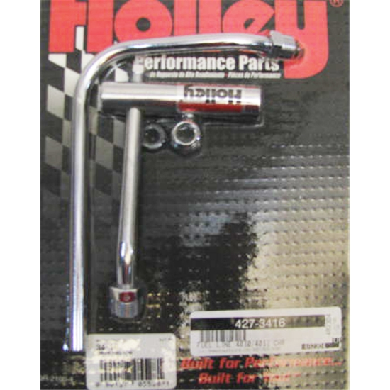 Garage Sale - Holley 34-16 Chrome Fuel Lines