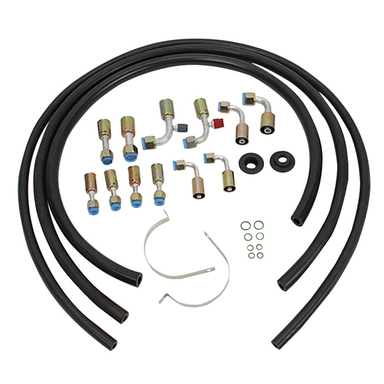 Speedway A/C Hose Crimp Fitting Kit