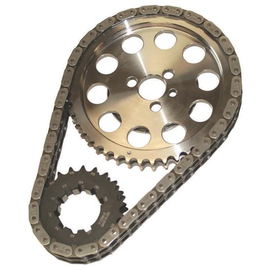 Howards Cams 94300 Timing Chain Kits, 265-400 SBC