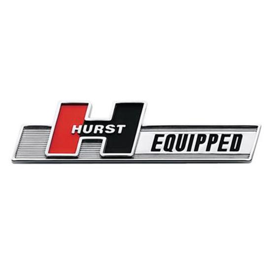 Hurst Shifters 136-1000 Hurst Equipped Emblem