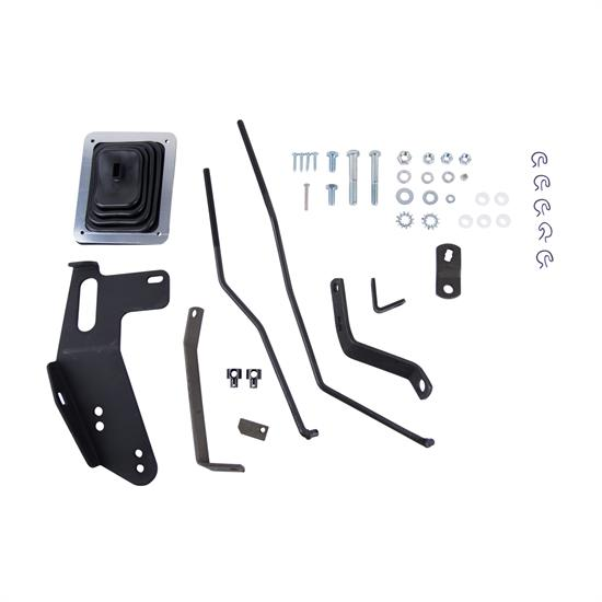 Hurst 3670006 Mastershift 3-Speed Installation Kit