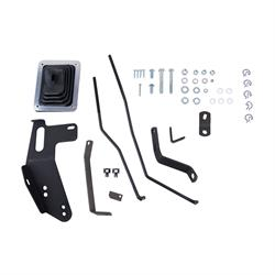 Hurst Shifters 3670006 Mastershift 3-Speed Installation Kit