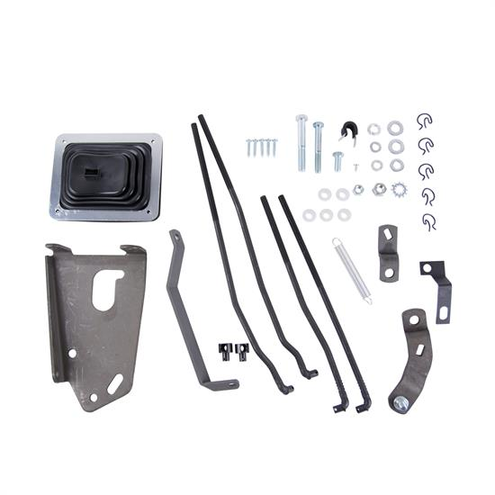 Hurst Shifters 3670027 Mastershift 3-Speed Installation Kit