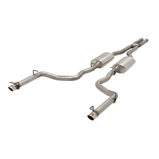 Hurst Shifters 6350016 Cat-back Exhaust System