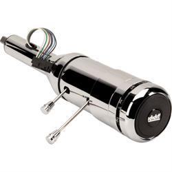 Ididit 1180160020 Tilt/Telescope Floor Shift Steering Column, 19.25 In