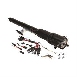 Ididit 1520690051 Plain Black Tilt Steering Column, 1969-72 Chevelle