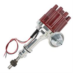 PerTronix D131701 Flame-Thrower Ford 351W Billet Distributor