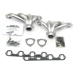 JBA PerFormance Exhaust 1615SJS Shorty Header, SS, SBF 289/302/351, SC