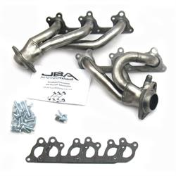 JBA PerFormance Exhaust 1617S Shorty Header, SS, 05-10 Mustang V6