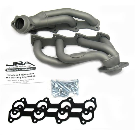 JBA PerFormance Exhaust 1626SJT Shorty Header, SS, 94-97 Pontiac 4.6L