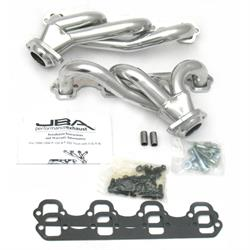 JBA PerFormance Exhaust 1627SJS Shorty Header, SS, 87-95 Ford Truck