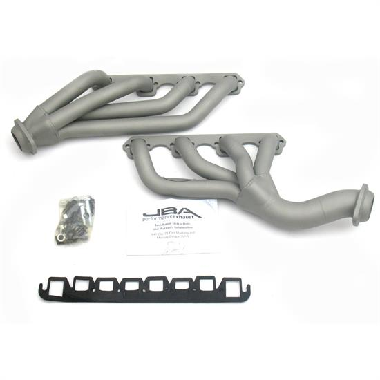 JBA PerFormance Exhaust 1655SJT Shorty Header, SS 65-73 Mustang 351W