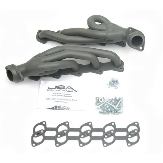JBA PerFormance Exhaust 1669SJT Shorty Header Ford Truck/Excursion
