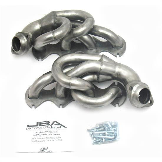 JBA 1675S Shorty Header, 05-10 Mustang 4.6L