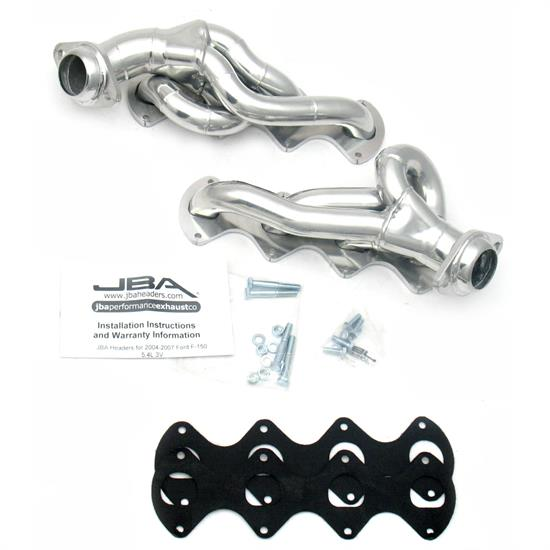 JBA PerFormance Exhaust 1676S-1JS Shorty Header, 05-10 Ford F-250/350