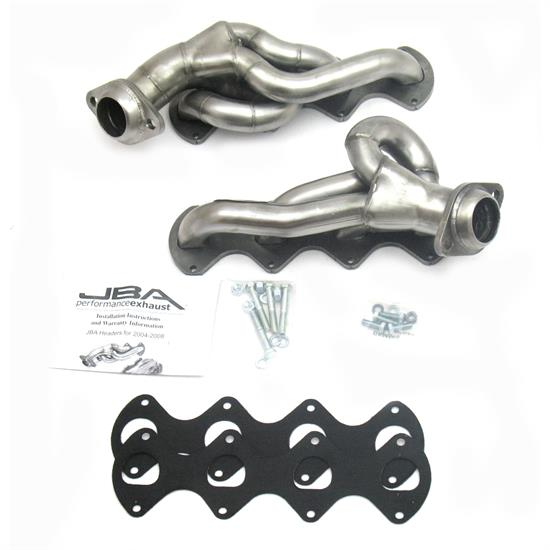 JBA 1676S-1 Shorty Header, 05-10 Ford F-250/350