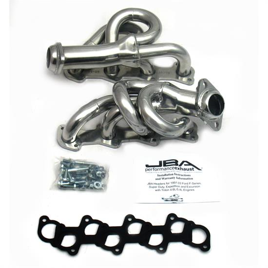 JBA 1677SJS Shorty Header, 97-03 Ford Truck 4.6L