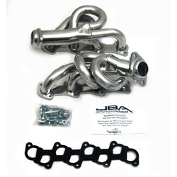 JBA PerFormance Exhaust 1677SJS Shorty Header, 97-03 Ford Truck 4.6L