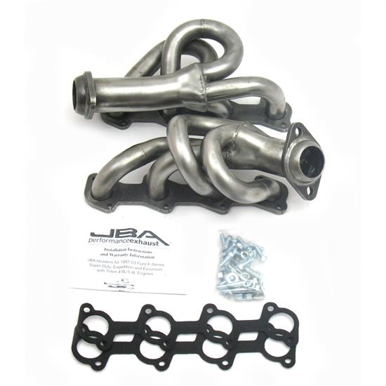 JBA 1677S Shorty Header, SS, 97-03 Ford Truck 4.6L