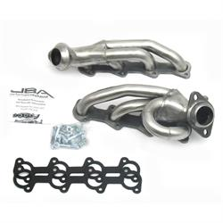 JBA 1687S Shorty Header, SS, 04-08 Ford F-150 4.6L