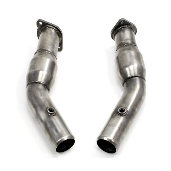 JBA PerFormance Exhaust 1787SDC SS Mid-Pipe 2011-14 Mustang w/Cats