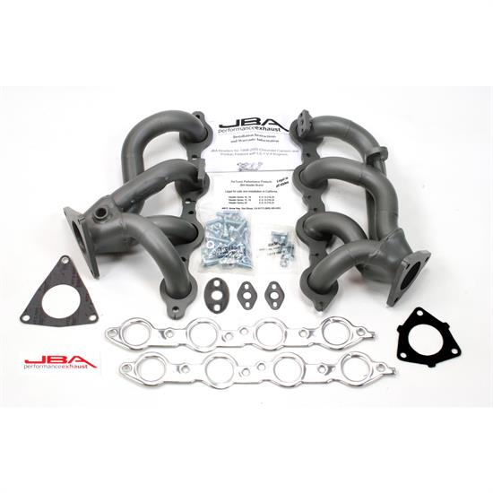 JBA PerFormance Exhaust 1808SJT Shorty Header, SS, 2000 Camaro/FB, TC
